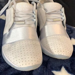 Ted Baker Sneakers (worn once)